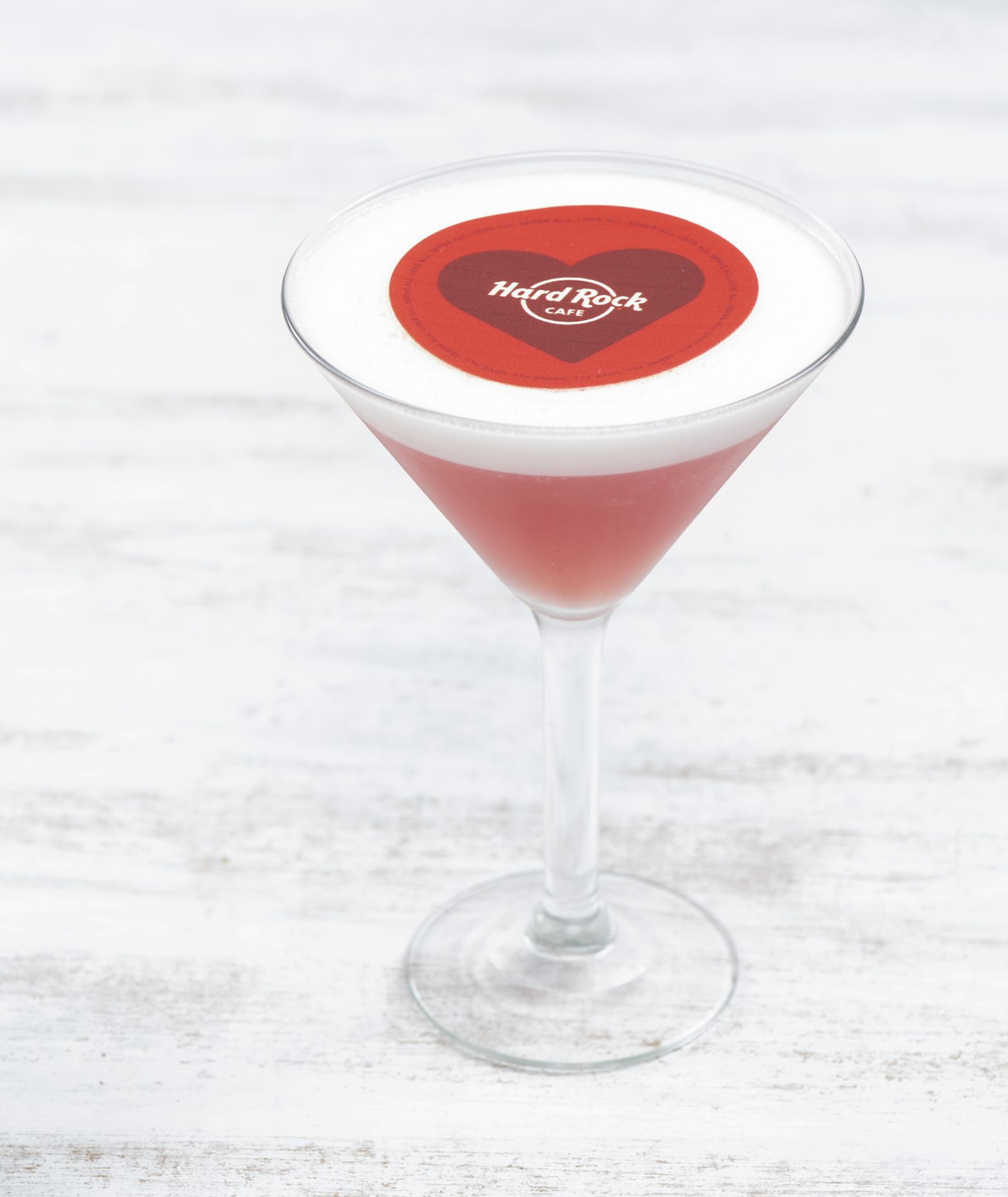 Hard Rock Cafe Spreads The Love This Valentine's Day With Limited-Time Menus And Themed Events