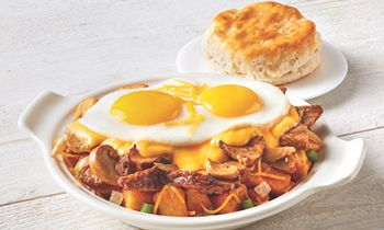 Huddle House Introduces New Homestyle Skillets to Menu