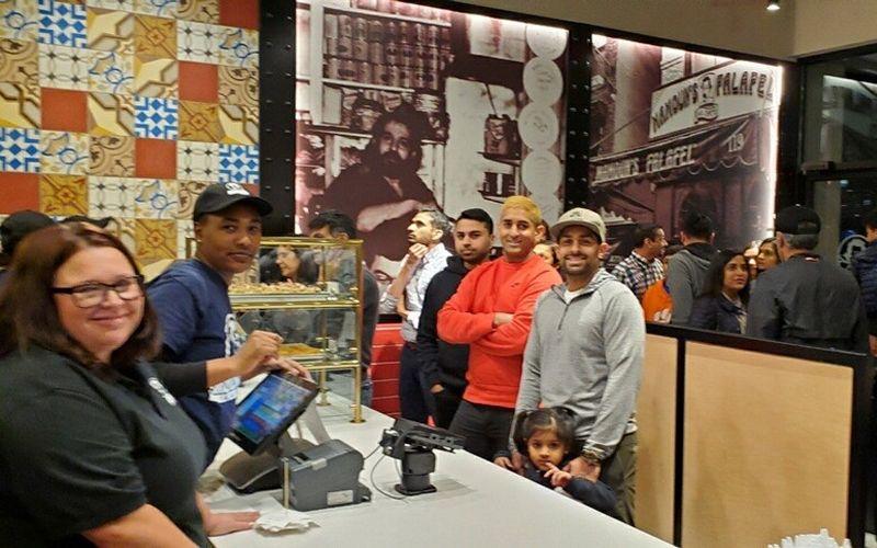 New York City's Iconic Mamoun's Falafel Arrives in Atlanta