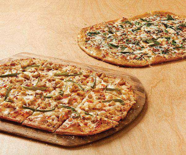 Pizza Inn Brings Flatbreads Back to All Day Buffet