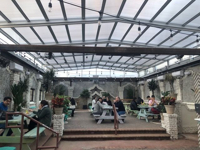 Roll-A-Cover's Retractable Restaurant Skylights Transform Restaurant Patios