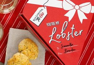 Skip The Chocolates This Valentine's Day, Red Lobster Creates Heart-Shaped Boxes Filled With Cheddar Bay Biscuits To Send To Your Sweetheart