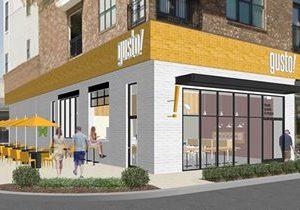 gusto! Opening New Corner Shop at Avalon