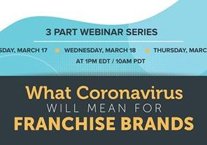 Coronavirus and Franchising Webinar: Day 1 Recap