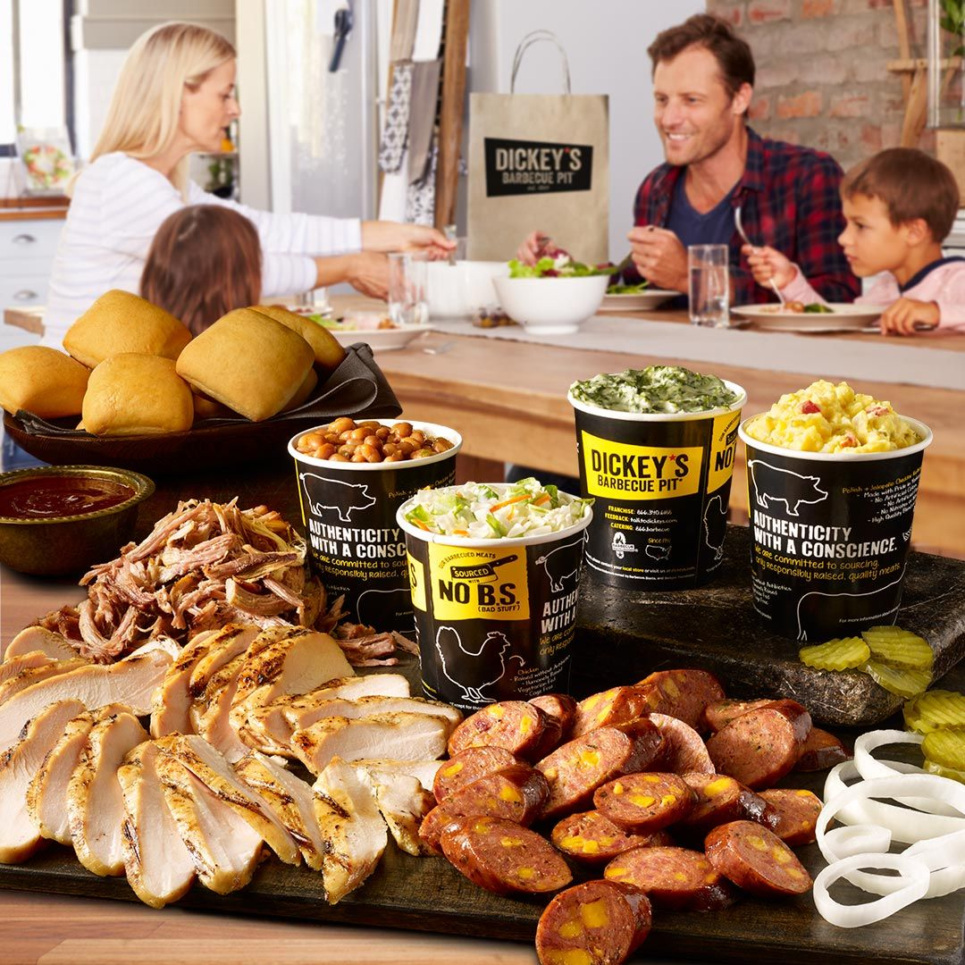 Dickey's Barbecue Pit Plans to Giveaway Free Kids Meals