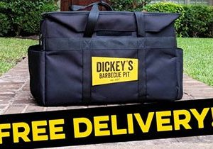 Dickey's Barbecue Pit Rolls Out Contactless Delivery Across the U.S.