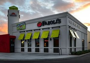 Fazoli's Prepares to Serve its Acclaimed, Signature Italian Dishes in Cartersville