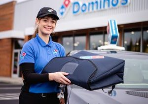 Full-Time or Part-Time, Domino's is Hiring