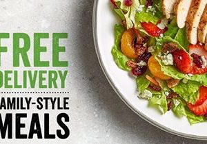 O'Charley's Restaurants Remain Open Providing Curbside, To-Go & Delivery Services