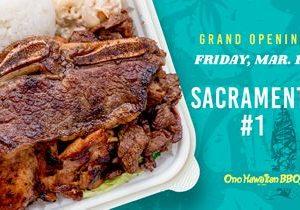 Ono Hawaiian BBQ Expands Across Sacramento With its Fourth Location