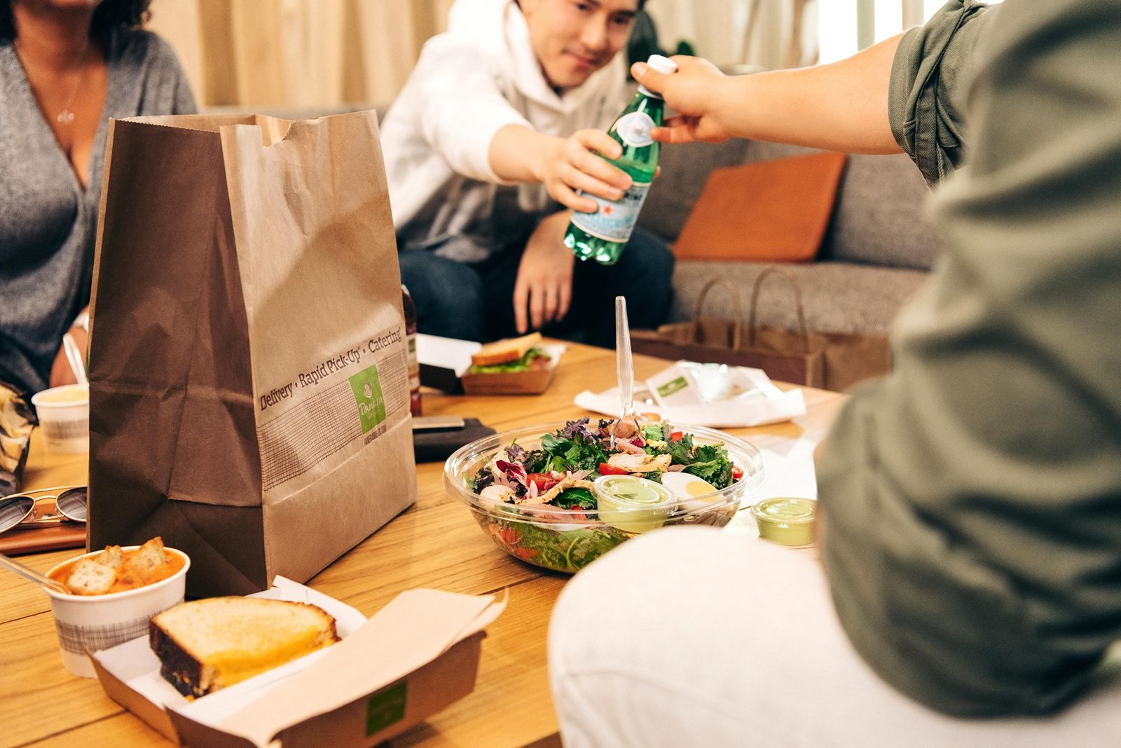 Panera Makes It Easier to Provide Clean, Wholesome Meals With Free Delivery on $15 Orders Through March 31