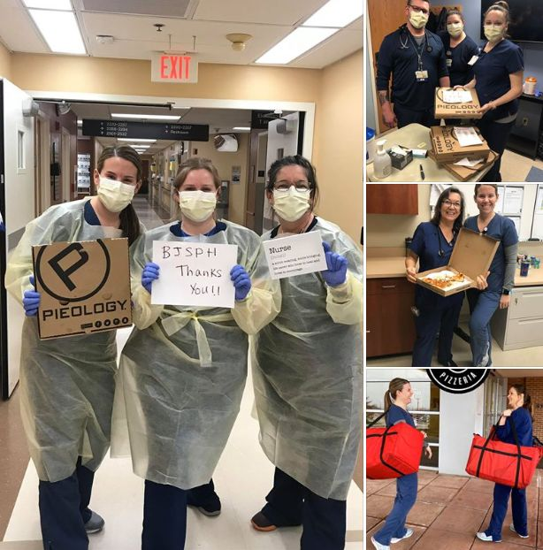 Pieology Launches Care Packs for National Doctors Day