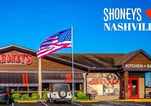 Shoney's Continues to Provide Free Meals to First Responders and Nashvillians Impacted by Tornado