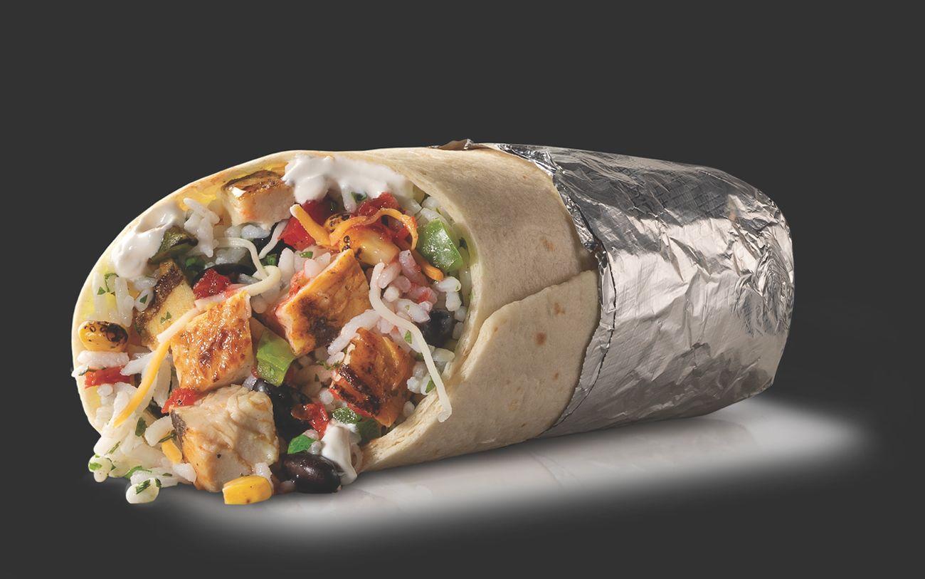 Taco John's The Boss Burrito