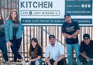 Andrews Distributing Sponsors Furlough Kitchen for Week of April 6