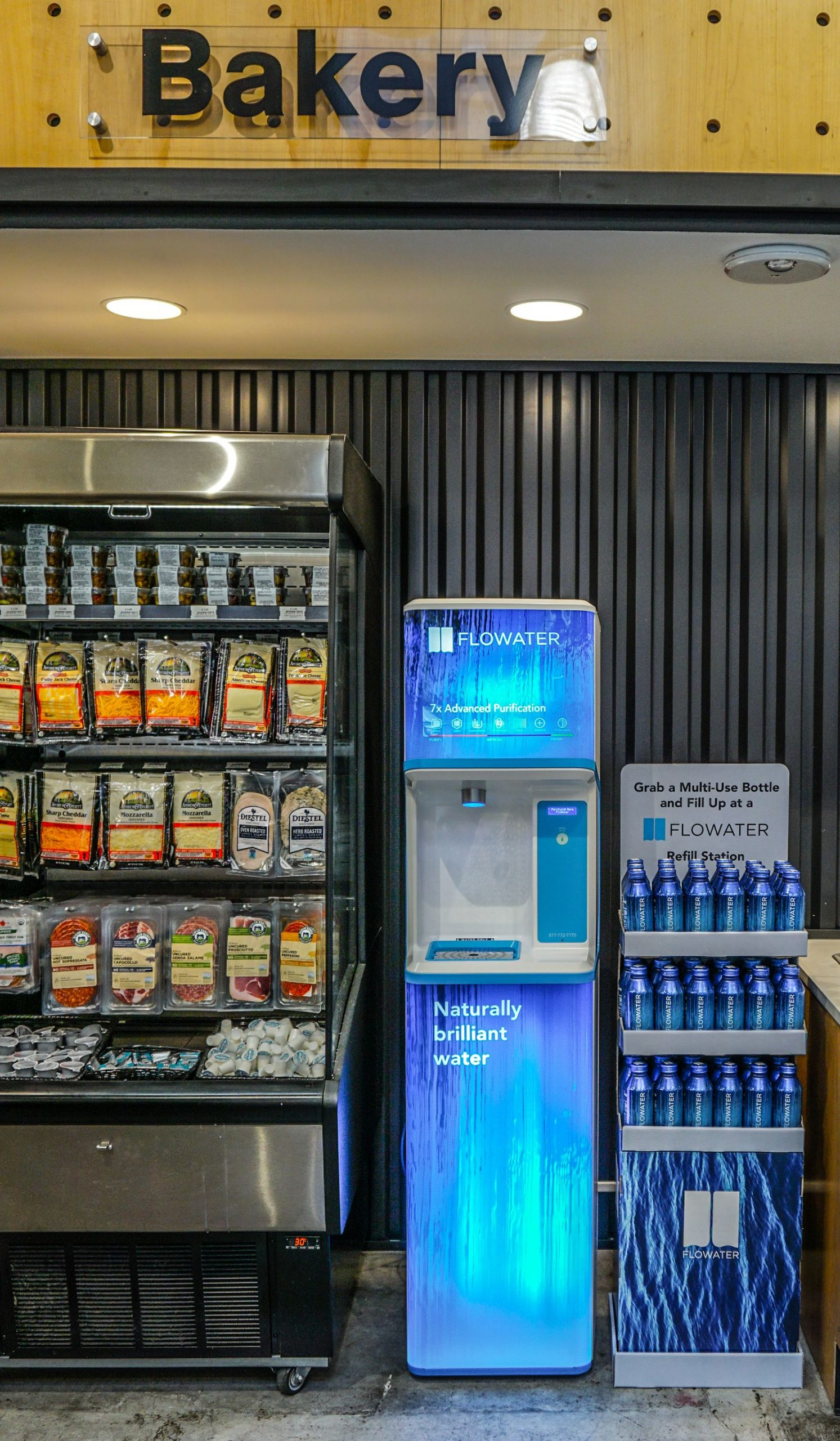 Choice Market Partners with FloWater to Ditch Plastic Water Bottles for Good