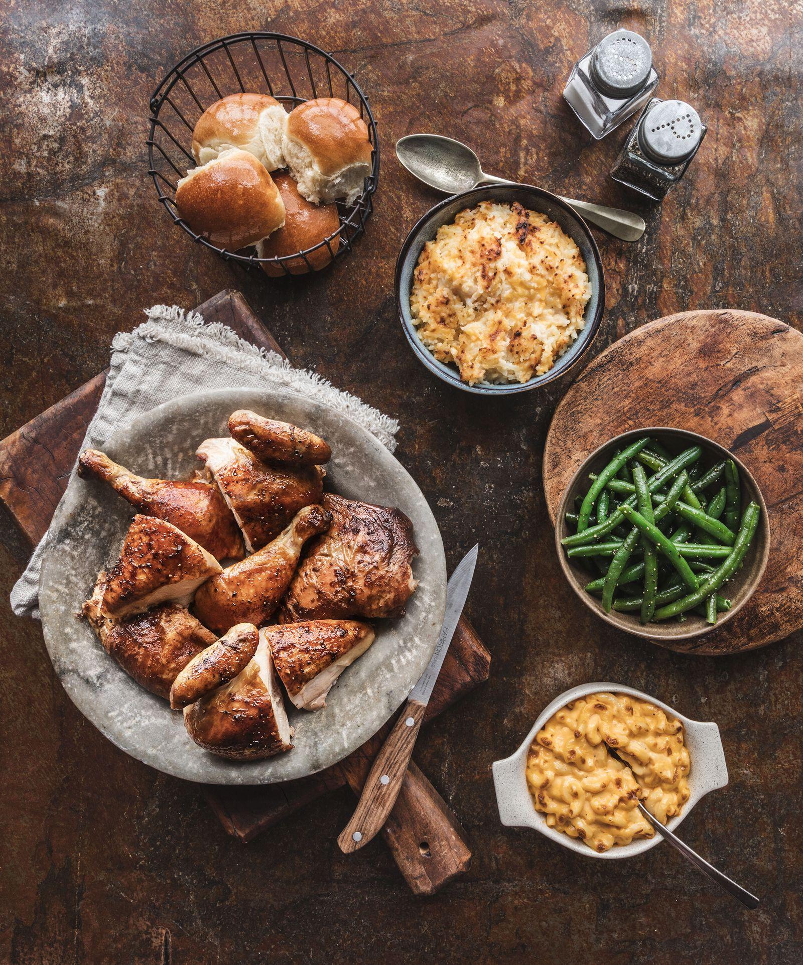 Cowboy Chicken s'associe à un programme de produits alimentaires réconfortants pour nourrir les familles à risque