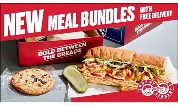 Erbert & Gerbert's Introduces New Family Meal Bundles