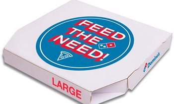 Feeding the Need: Domino's is Giving Away 10 Million Slices of Pizza Nationwide