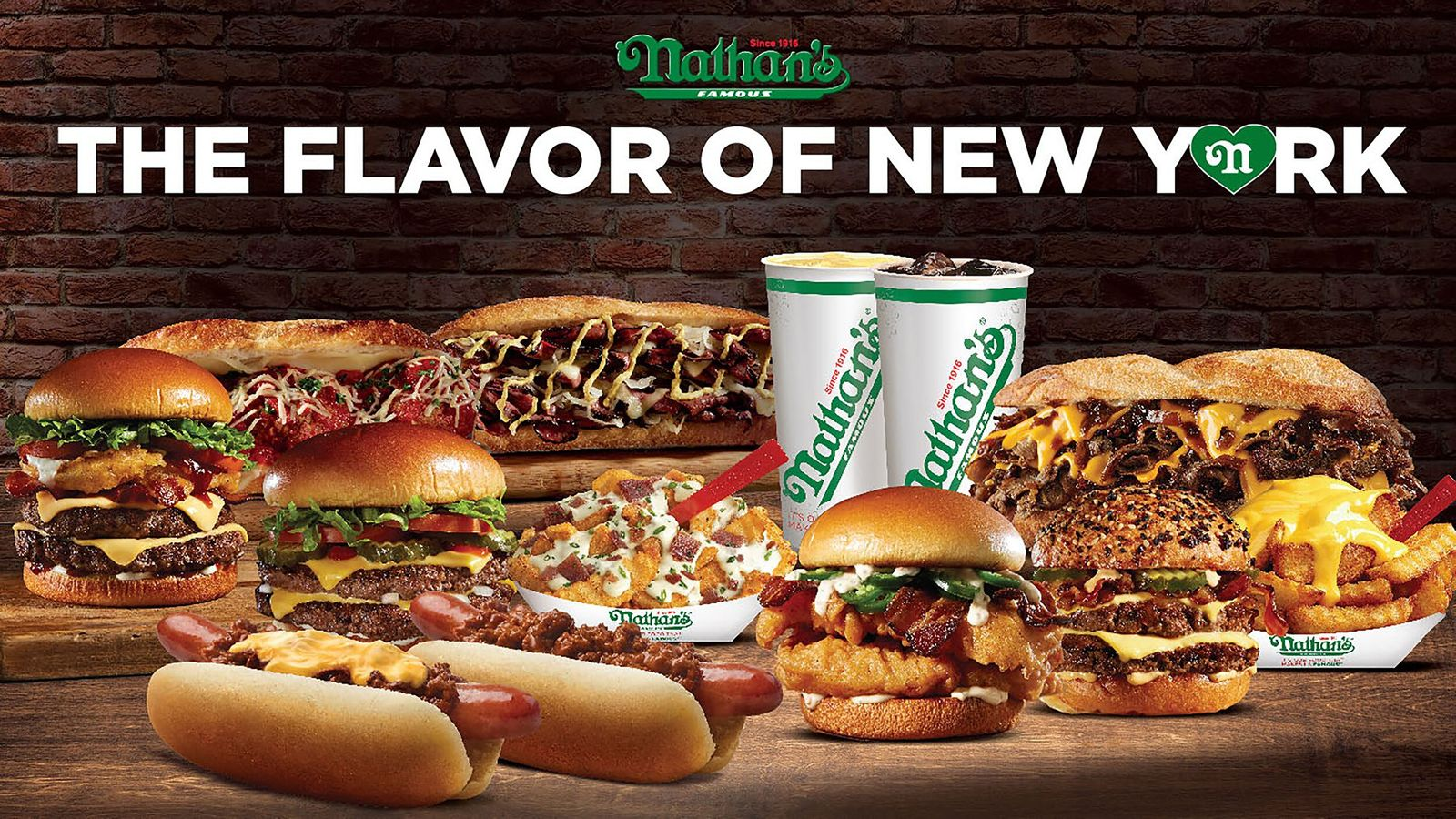 Nathan's Famous Partners With Host Kitchen Platform, Franklin Junction