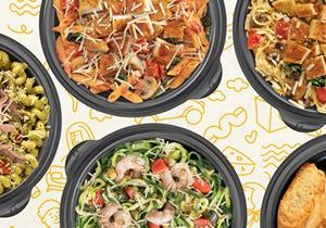 Noodles & Company Launches New Family Meals; Gives Back To Healthcare Workers