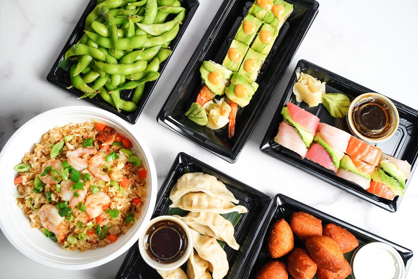 Sushi Maki and Community Donors Provide 13,000 Crisis Meals to Miami Families