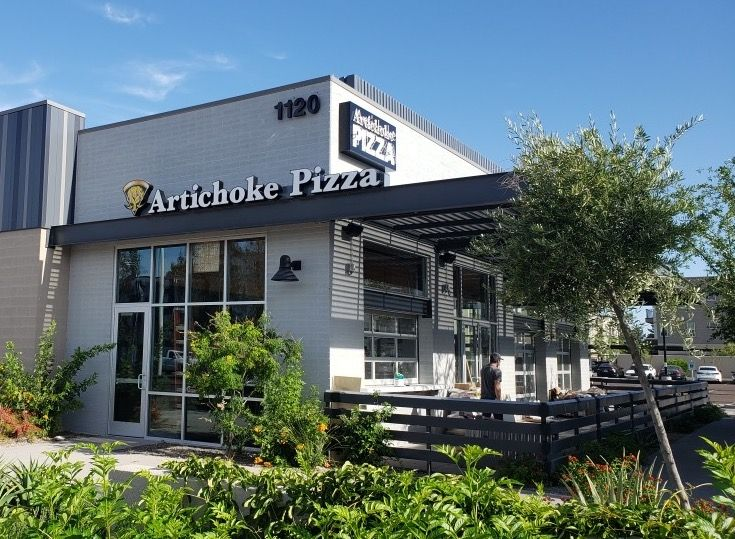 Artichoke Basille's Pizza is expanding its West Coast footprint into Arizona with a restaurant opening at 1120 E Baseline Road in South Tempe in June.