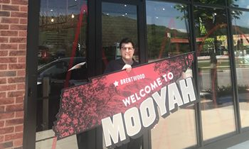 MOOYAH Burgers, Fries & Shakes Opening in Brentwood on May 18th, Creating More Than 30 Jobs in Tennessee