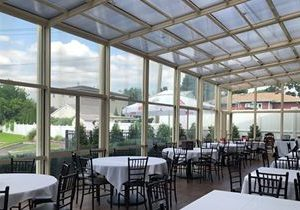 Maximize Your Restaurant's Outdoor Seating with a Retractable Roof & Satisfy Covid-19 Guidelines