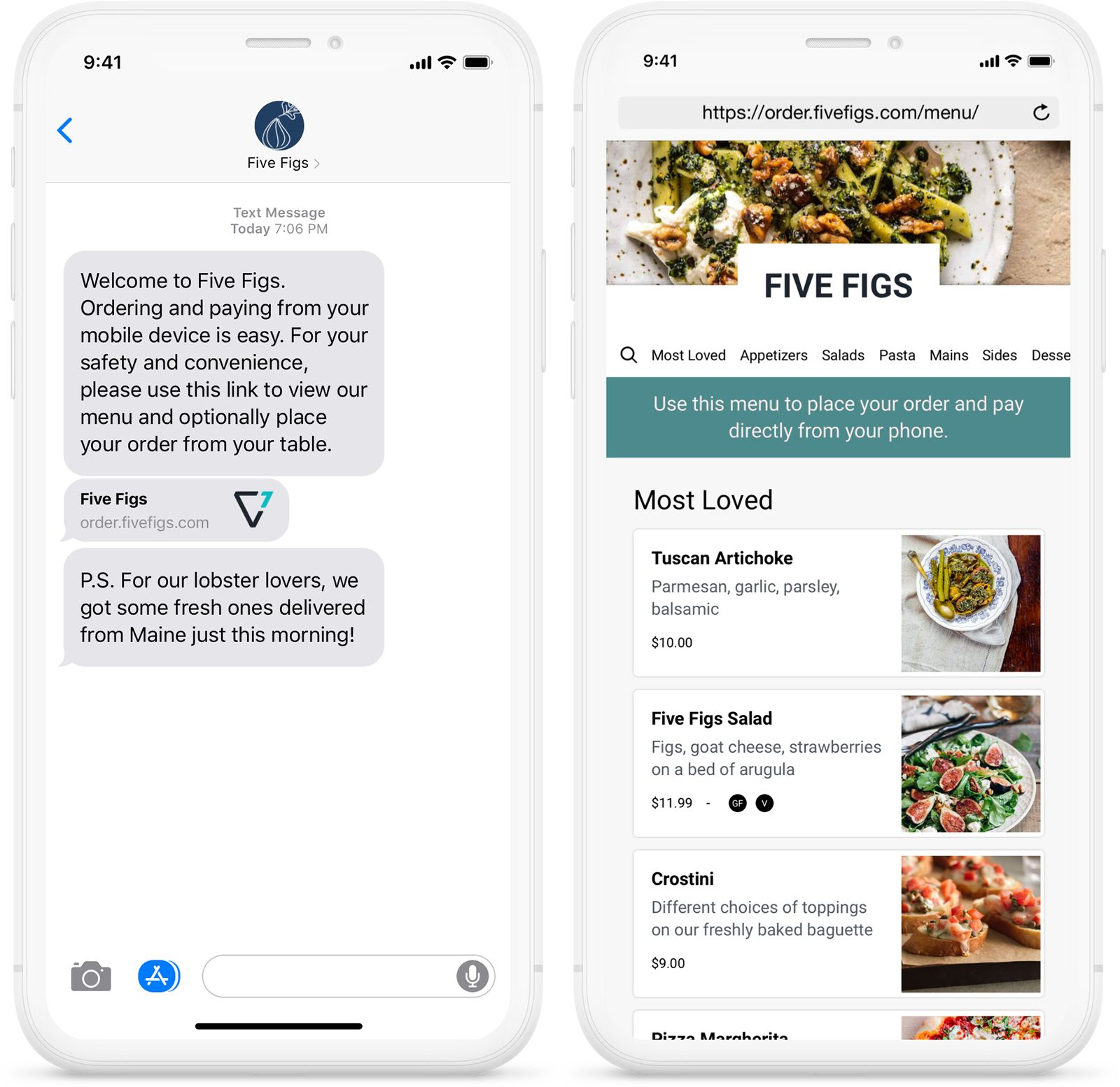 SevenRooms Debuts Contactless Order & Pay