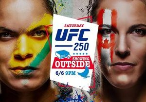 Arooga's Grille House & Sports Bar to Show Tonight's UFC 250 Drive-In Style