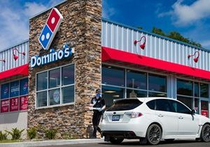 Domino's Carside Delivery: It's Carryout, Delivered