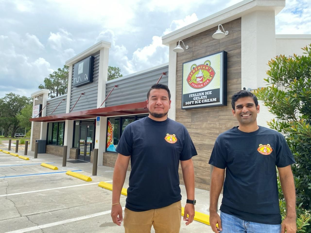 Jeremiah's Italian Ice Unveils New Co-Branded Concept in Tampa Bay
