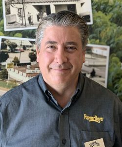 Farmer Boys® has promoted John Lucas to Vice President of Brand Consistency, where he will be responsible for ensuring consistent operational standards and delivering a high quality, reliable guest experience in every restaurant.