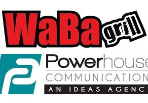 Powerhouse Communications to Represent WaBa Grill