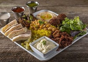 SAJJ Mediterranean Introduces Pre-Designed Plates at All Locations