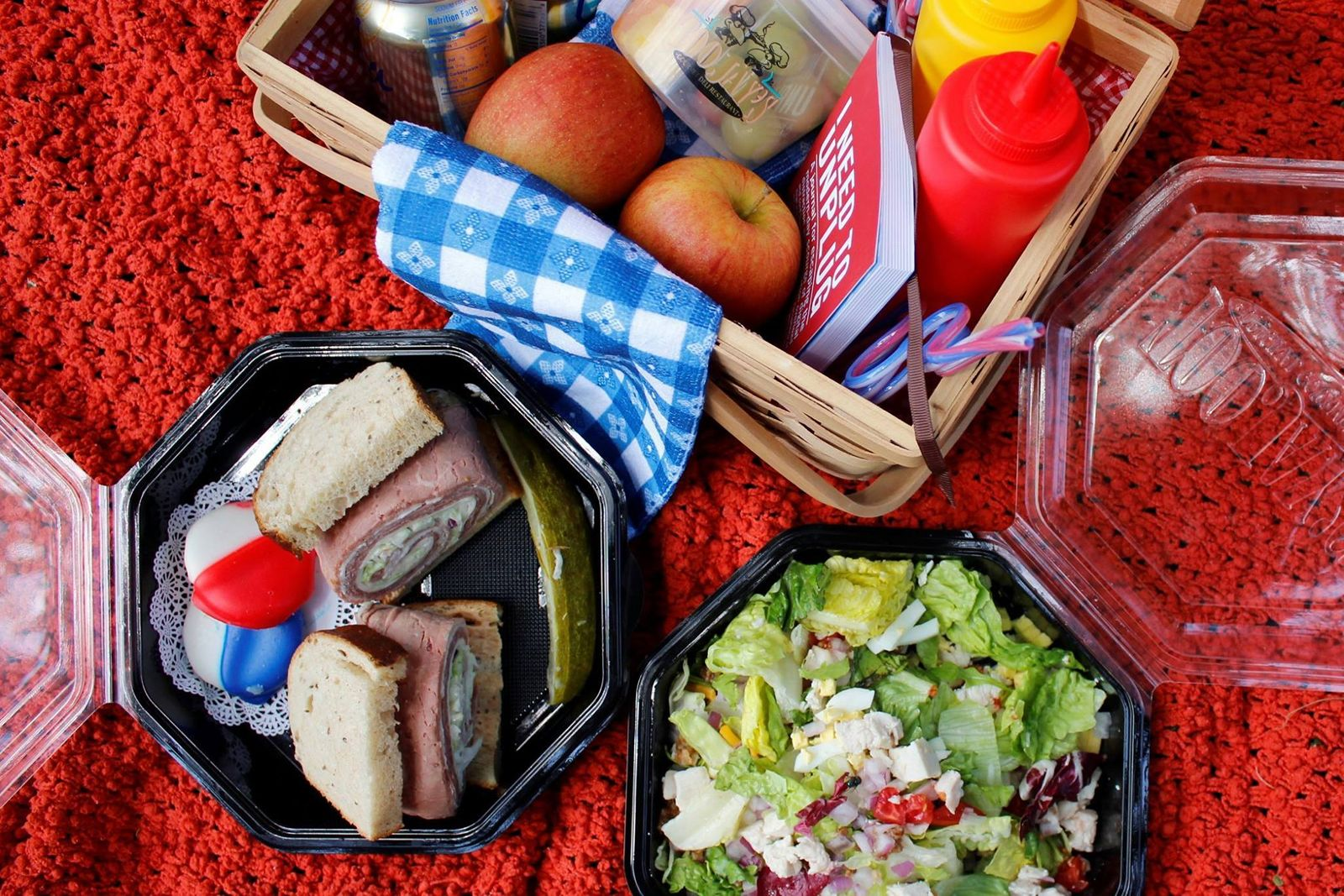 Toojay's Can Create the Perfect Picnic for July 4th