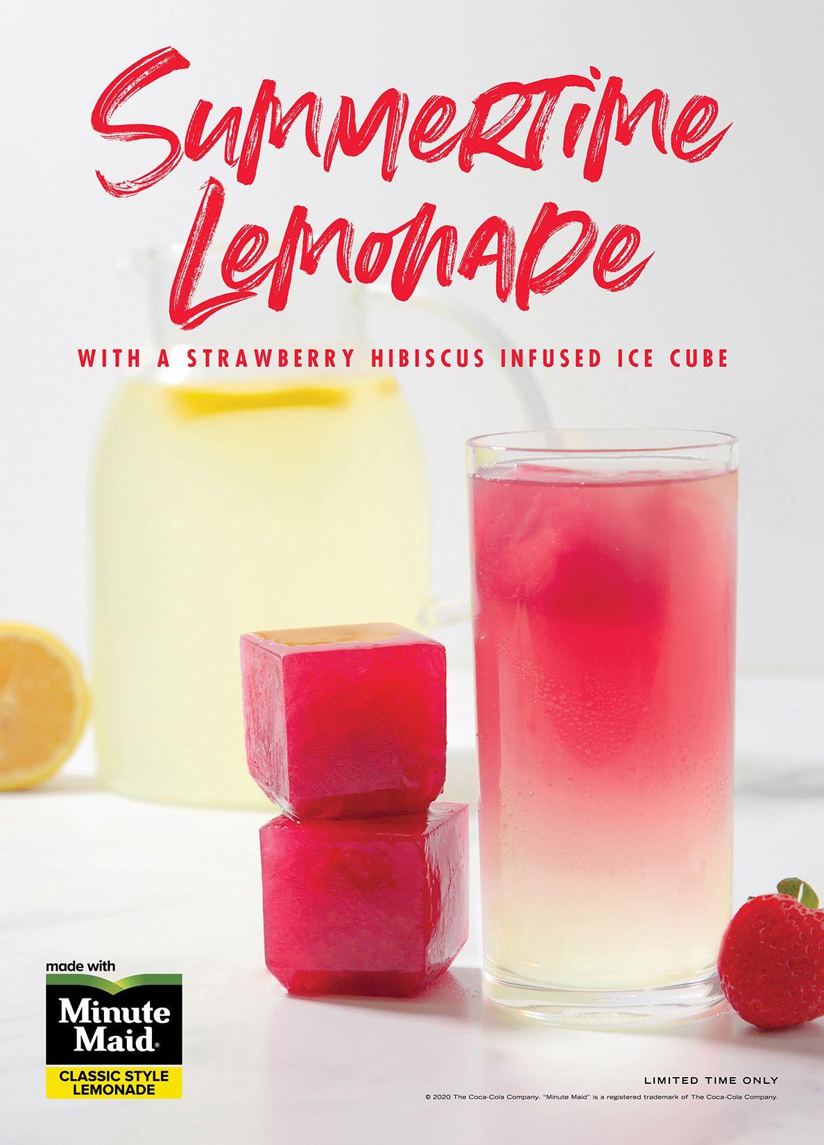 Wayback Burgers Offering Cool New Summertime Lemonade