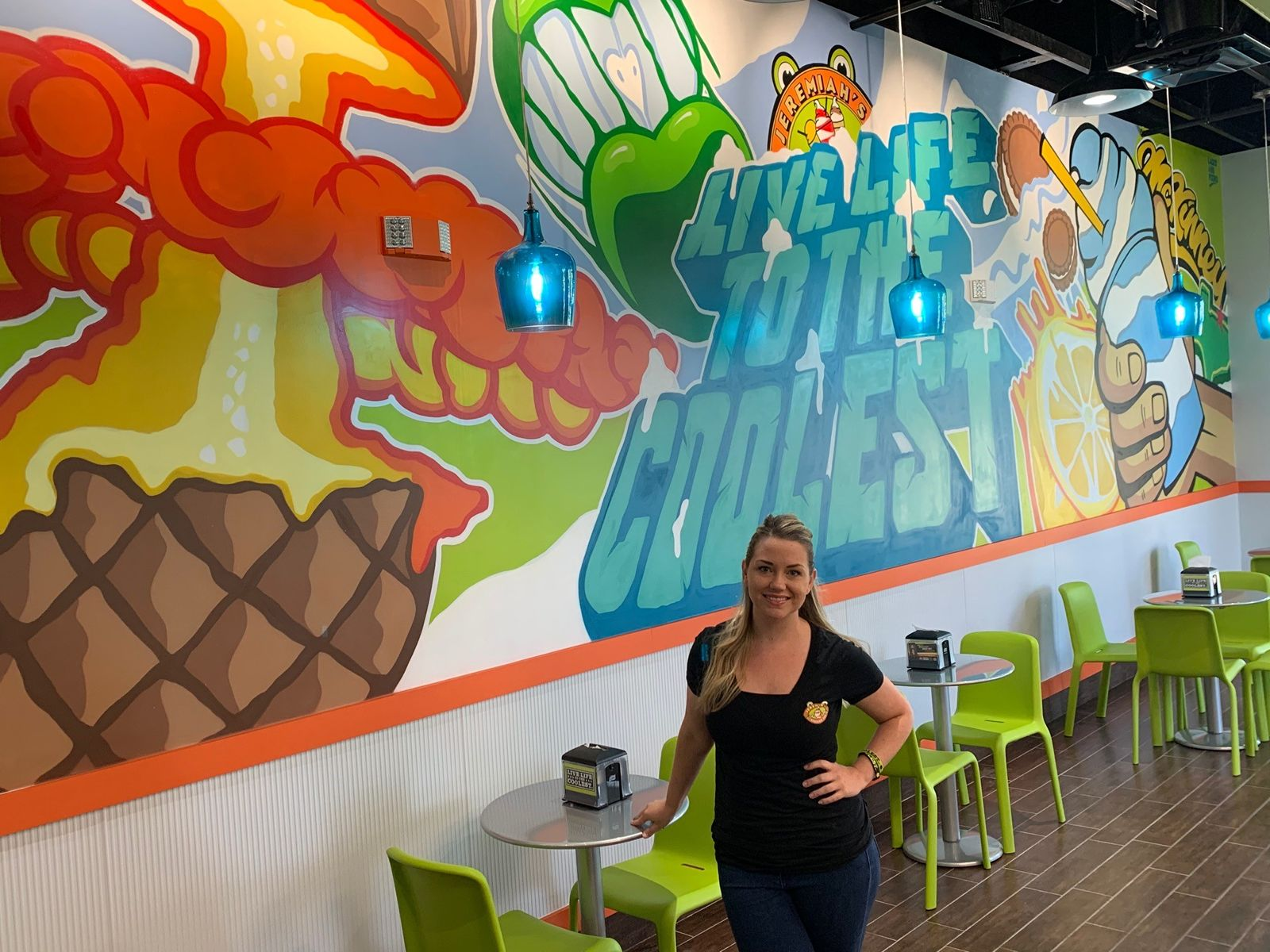 Jeremiah's Italian Ice Opening First Texas Location