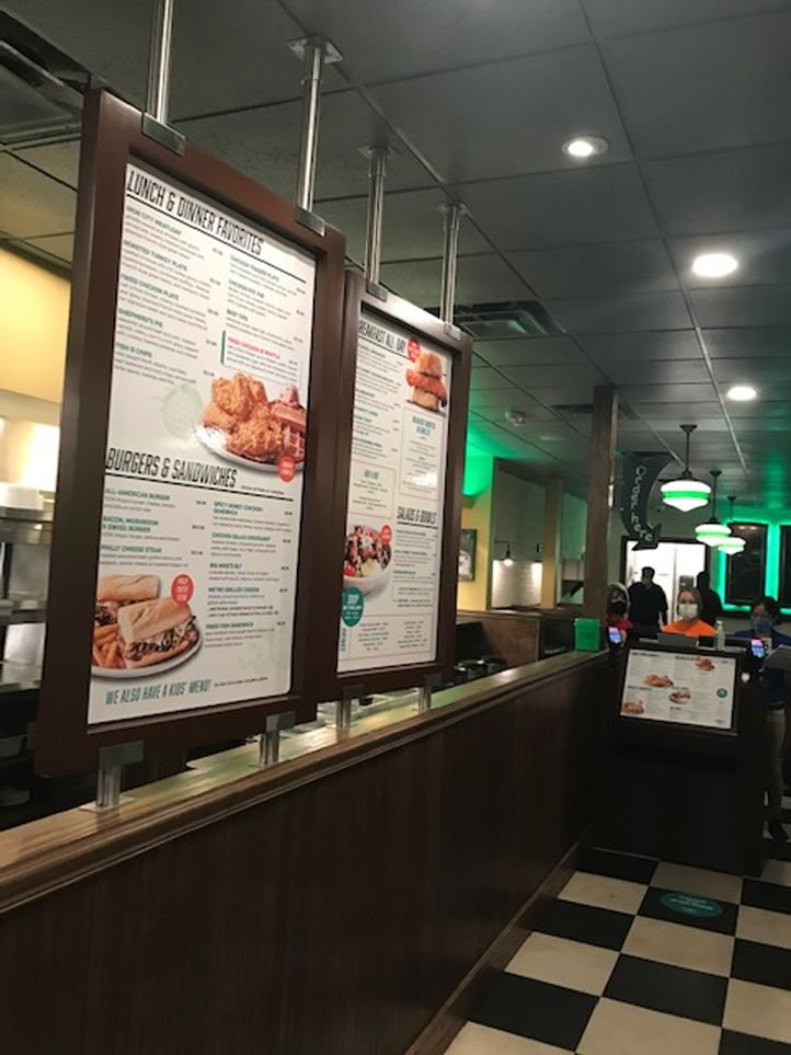 New Metro Diner Express Puts Extra Speed and Flexibility on its Orlando Menu