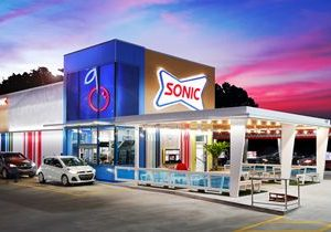 SONIC Unveils Bold New Restaurant Design