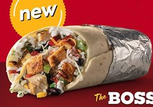 Taco John's Challenges Fans to Find a Bigger. Bolder. Better. Burrito Than 'The Boss Burrito'
