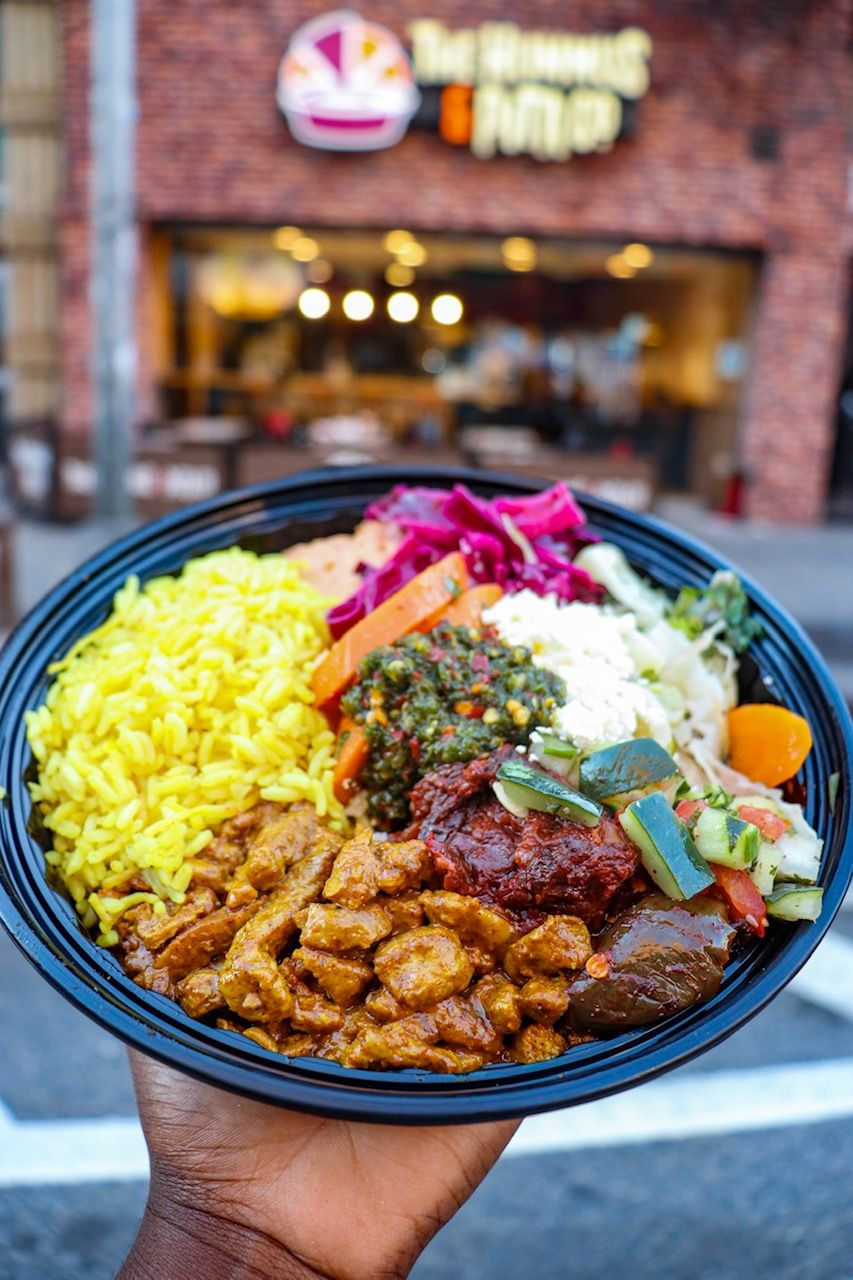 NYC's The Hummus & Pita Co. has become a vegan destination for authentic Mediterranean cuisine and offers a variety of vegan dishes to please every palette, from Vegan Shawarma to an array of vegan sides, and vegan desserts.