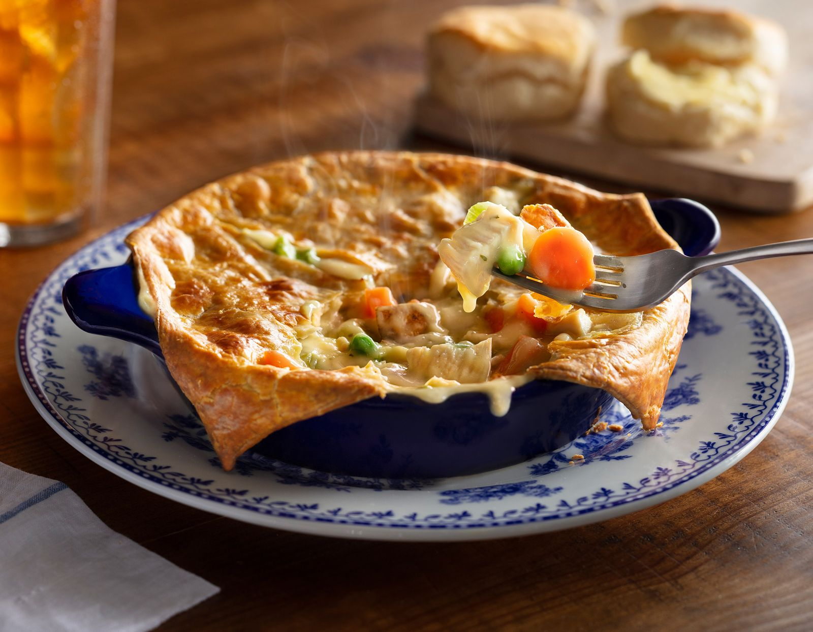 Cracker Barrel Old Country Store Chicken Pot Pie