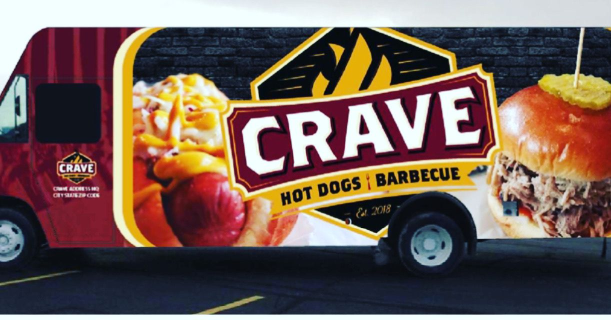 Crave Hot Dogs and BBQ Hits the Streets of Vegas With a Food Truck