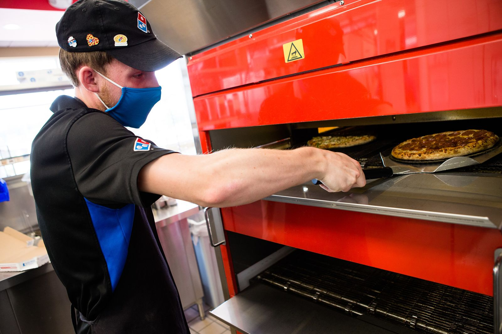 Domino's to Hire 20,000 New Team Members to Help Busy Stores Feed Hungry Families Nationwide