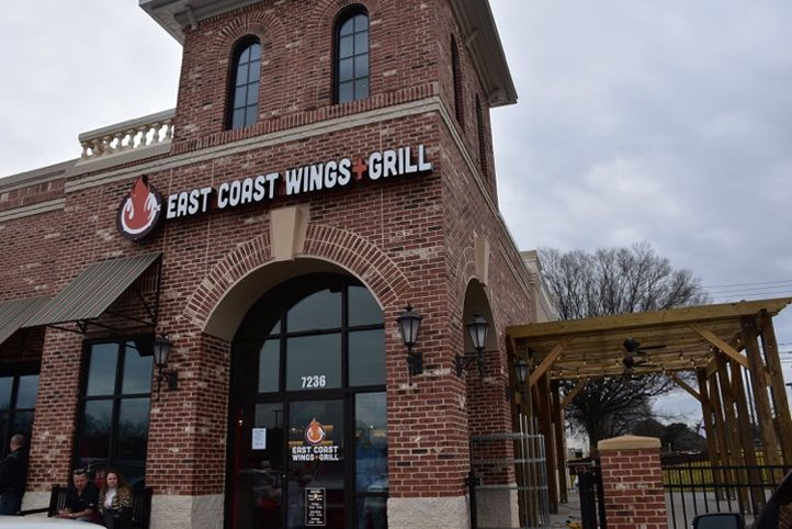 East Coast Wings + Grill Releases Data Showing Steady Pandemic Sales