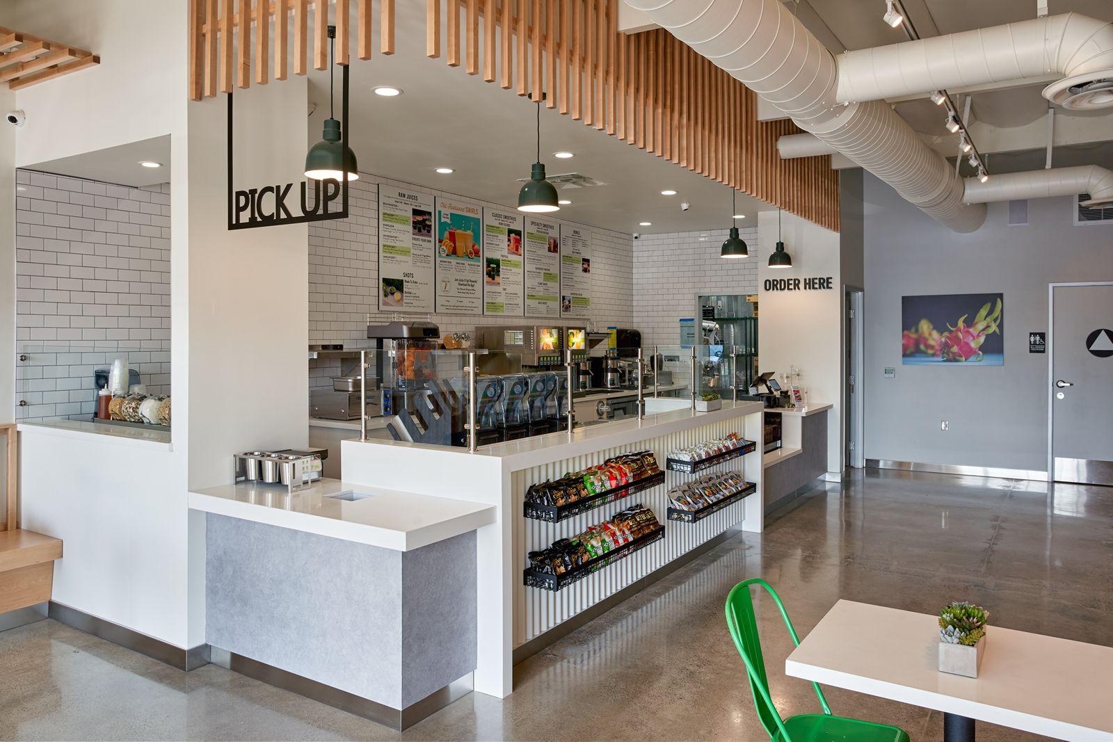 Juice It Up! Costa Mesa - New Interior Design