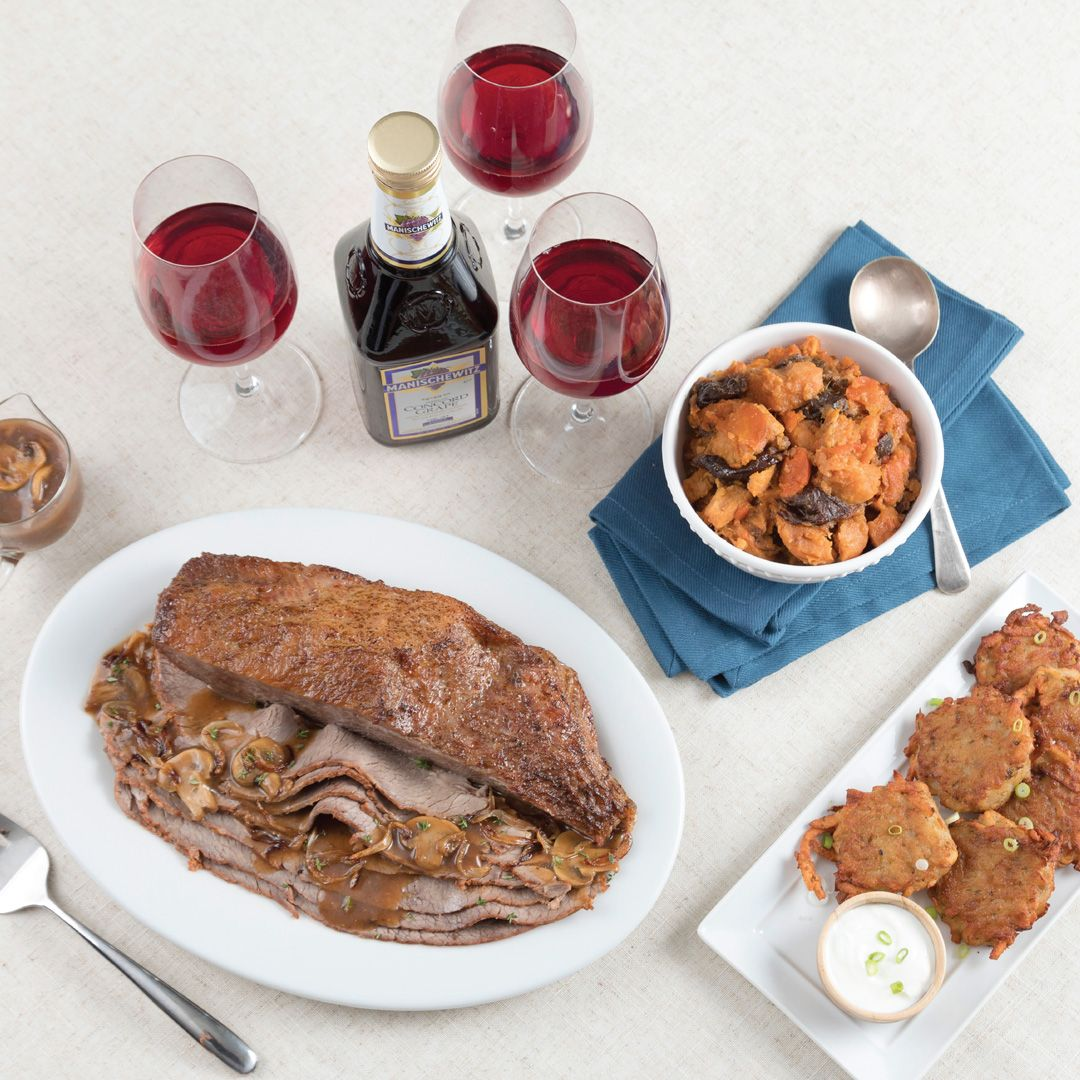Let TooJay's Do the Cooking on the Jewish High Holy Days