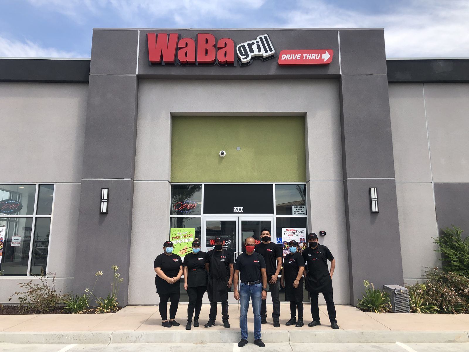 WaBa Grill Opens Third Colton Location